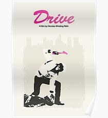 Drive Hammer Scene Poster