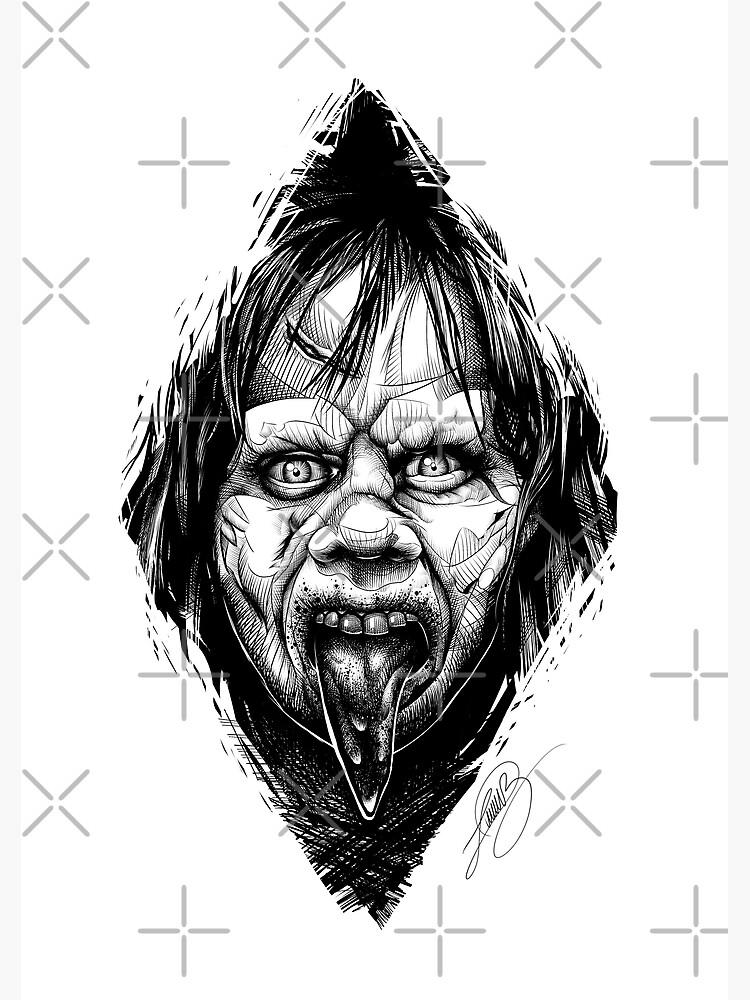 Regan McNeal, El Exorcista de RollingTattoo