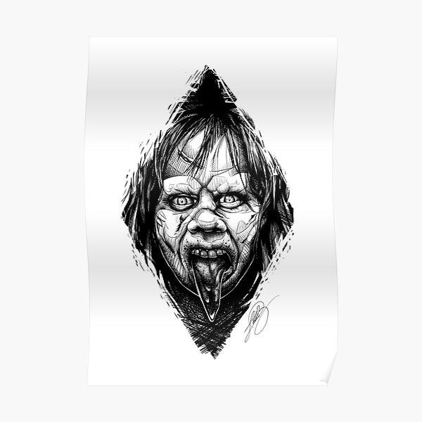 Regan McNeal, El Exorcista Póster