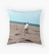 Sebastian Beach 2 Throw Pillow