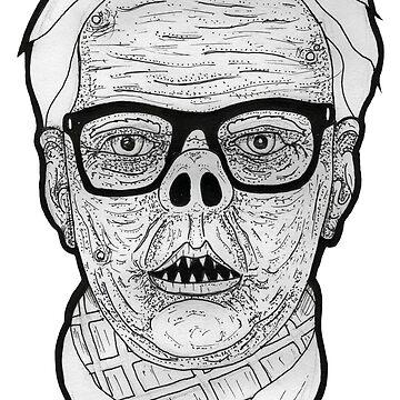 Edward Tattsyrup by wetchickenlip