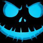 Scary Pumpkin Spice Face Halloween Shirt Jack O Lantern Costumes by proeinstein
