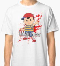 I Main Ness - Super Smash Bros. Classic T-Shirt