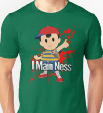 I Main Ness - Super Smash Bros. T-Shirt