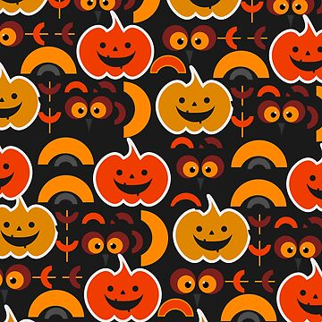 My funny and cute Halloween by cocodes