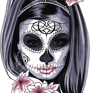 Cinco De Mayo Sugar Skull by TshirtsUK