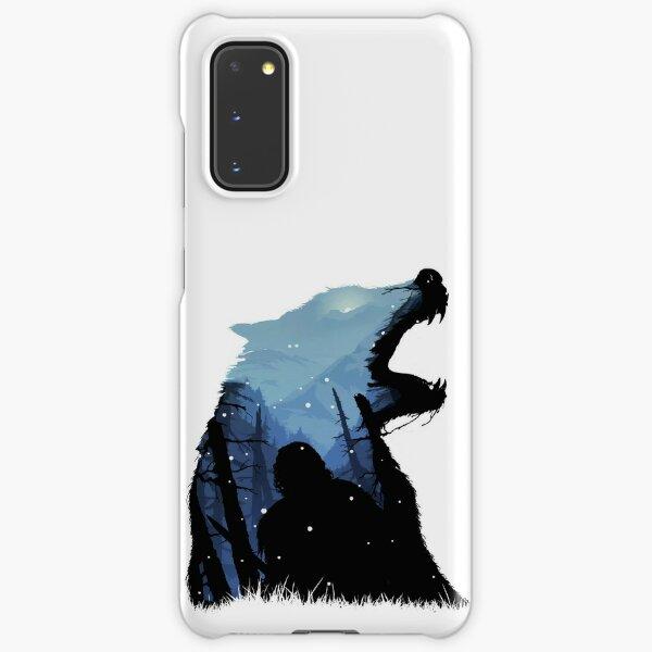 Jon Snow - King of The North Samsung Galaxy Snap Case