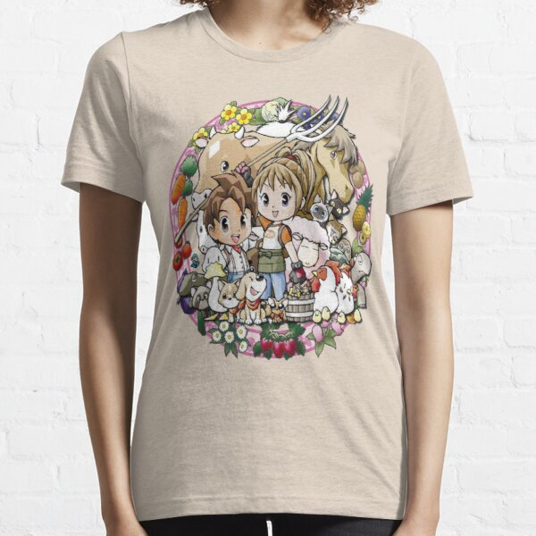 Harvest Moon Essential T-Shirt