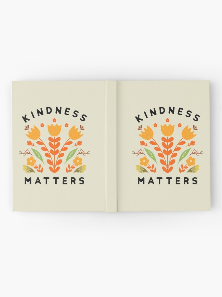 Alternate view of kindness matters Hardcover Journal
