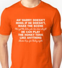 Harry doesn't mind Unisex T-Shirt
