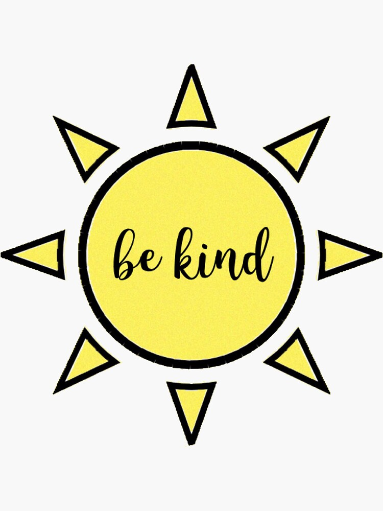 be kind sun by jelly3602
