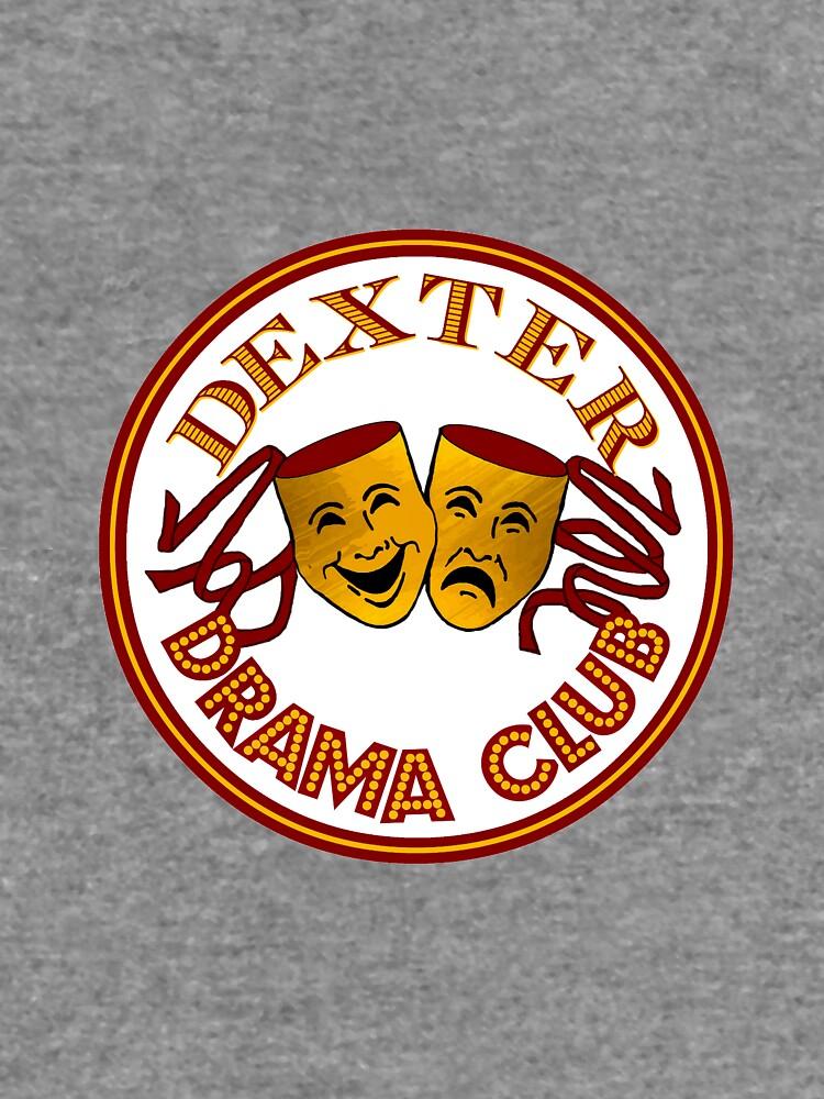 Dexter Drama Club by khelmholtz