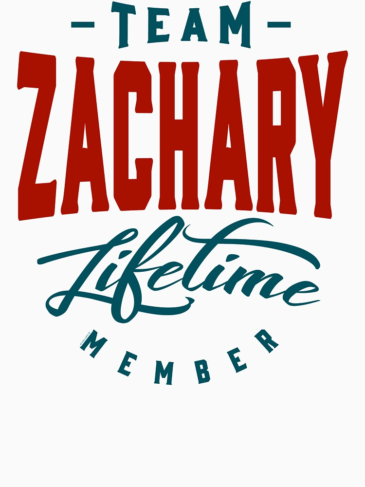 Zachary Tees by alececonello