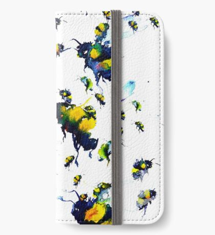 BAANTAL / Pollinate / Bees iPhone Wallet