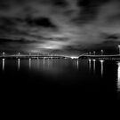 Peace River After Dark by peaceriverphoto