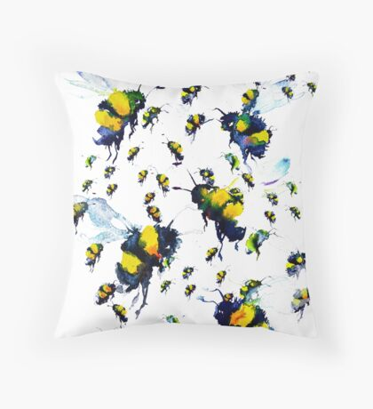 BAANTAL / Pollinate / Bees Floor Pillow