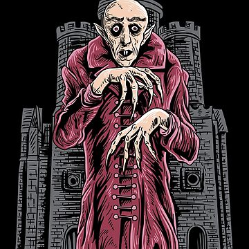 Nosferatu vampire classic horror black custome by WWB2017