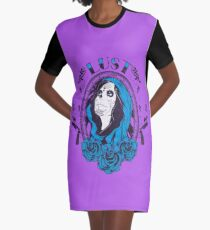 Great gothic graphic design Graphic T-Shirt Dress