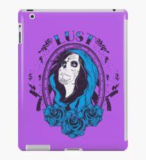 Great gothic graphic design iPad Case/Skin