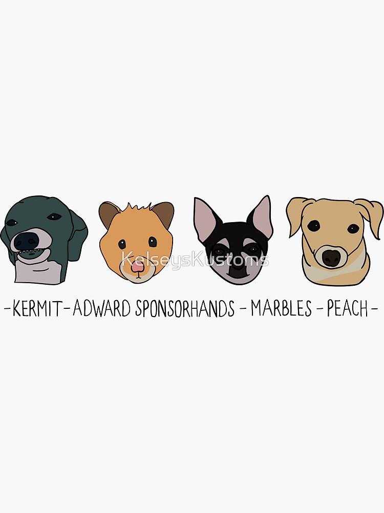 Jennas Haustiere + Namen von KelseysKustoms
