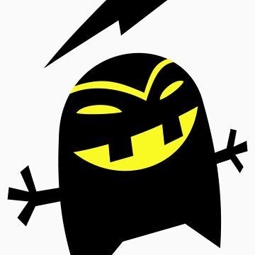 """"""" Bolt """" black by skyrunner"""