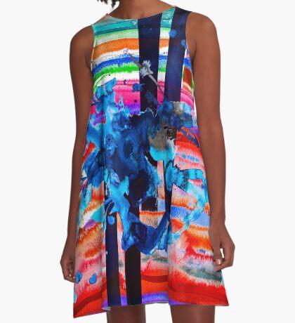 BAANTAL / Lines A-Line Dress