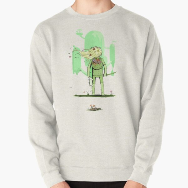 'Plant Me There' Pullover Sweatshirt