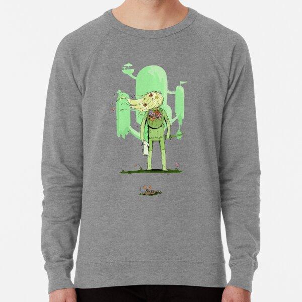 'Plant Me There' Lightweight Sweatshirt