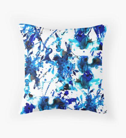 BAANTAL / Patch Throw Pillow