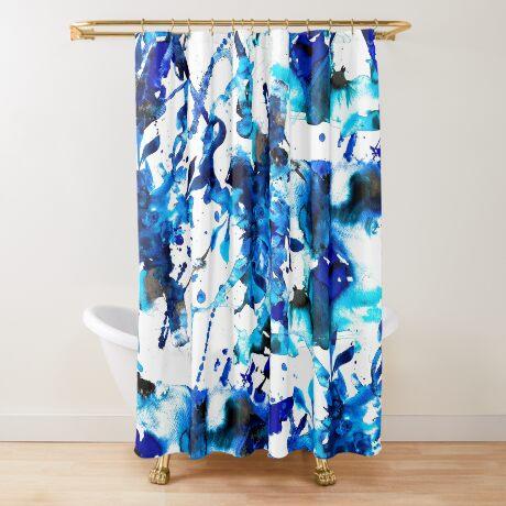 BAANTAL / Patch Shower Curtain