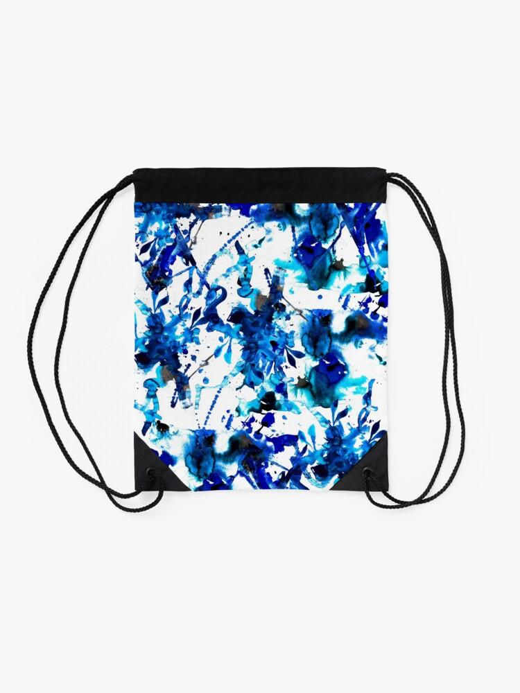 Alternate view of BAANTAL / Patch Drawstring Bag