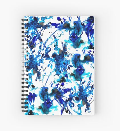 BAANTAL / Patch Spiral Notebook