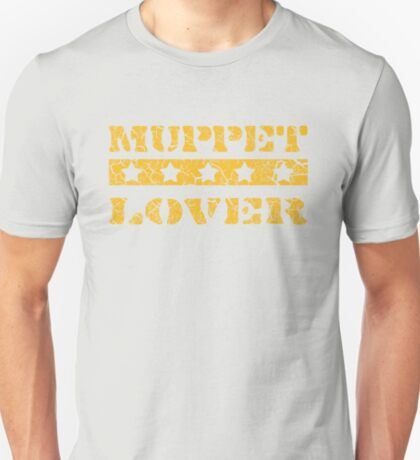 Muppet lover (orange) T-Shirt