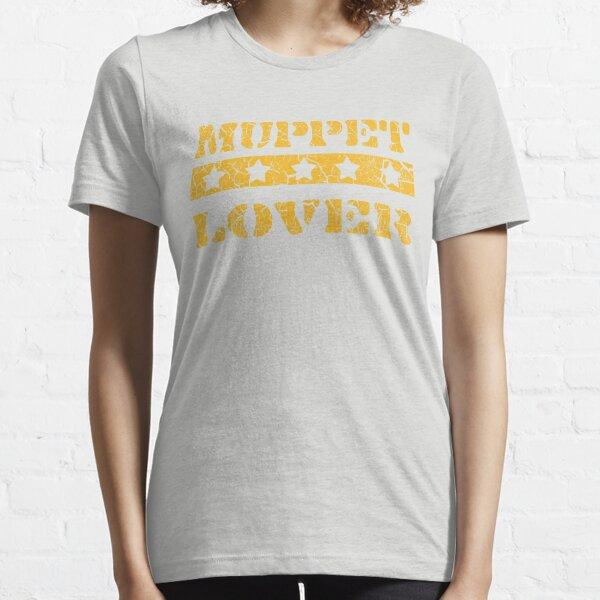 Muppet lover (orange) Essential T-Shirt