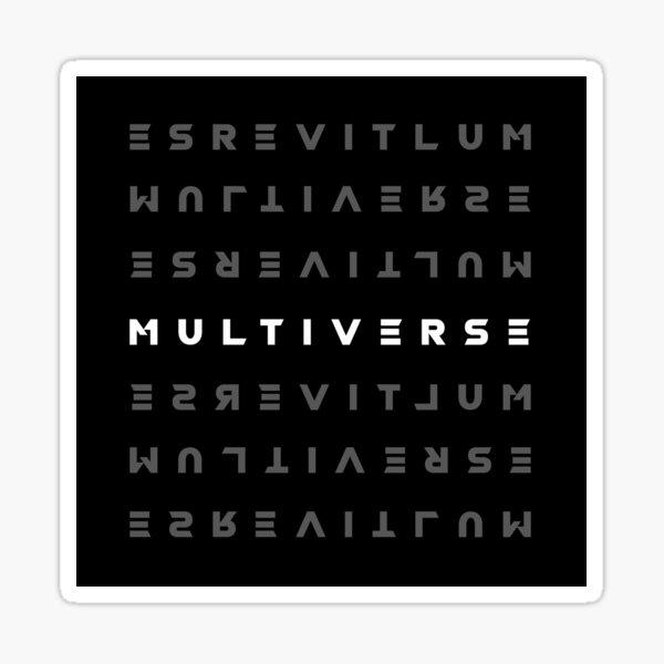 Multiverse Sticker
