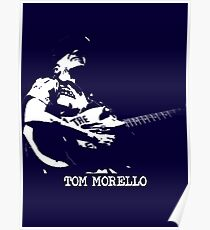 Tom Morello Poster