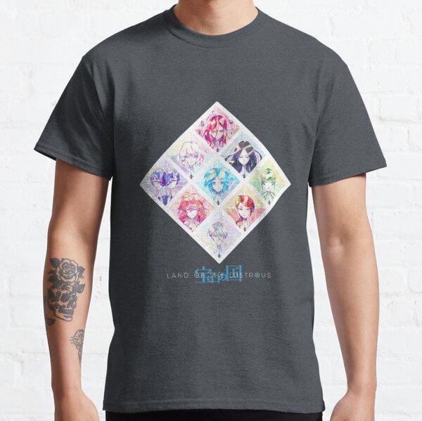 Houseki no Kuni gems T-shirt classique