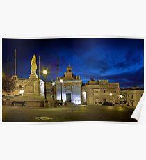 Siggiewi Main Square ----- Malta Poster