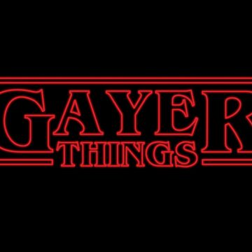 Gayer Things by emijanelle