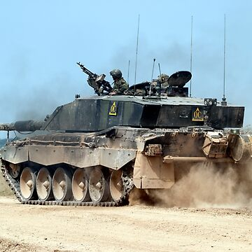 Challenger 2 Main Battle Tank (MBT) British Army by AndyHkr