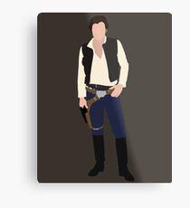 Han Solo 1 Metal Print