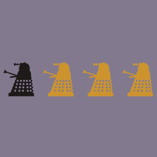 TShirtGifter presents: The Cult of Skaro