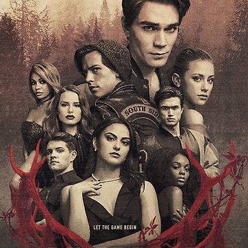 Riverdale S3 by BibleAndABeer