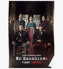 MR SUNSHINE Poster