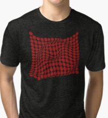 COME INSIDE (RED S/F) Camiseta de tejido mixto