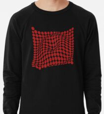 COME INSIDE (RED S/F) Sudadera ligera