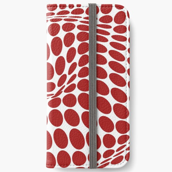 COME INSIDE (RED S/F) Fundas tarjetero para iPhone