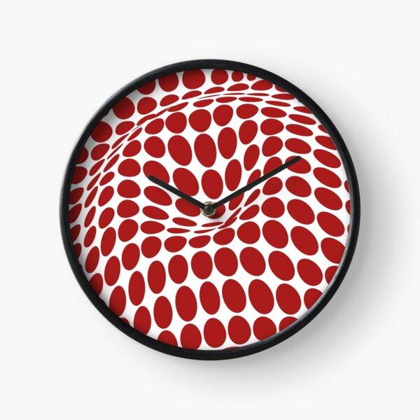 COME INSIDE (RED S/F) Reloj