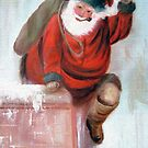 Up and Down the Chimney by Esperanza Gallego