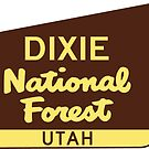 Dixie National Forest Utah by MyHandmadeSigns